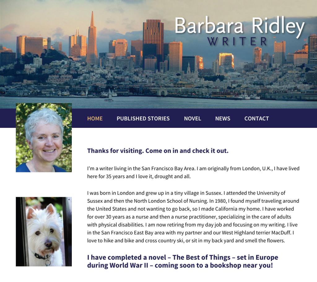 Barbara Ridley