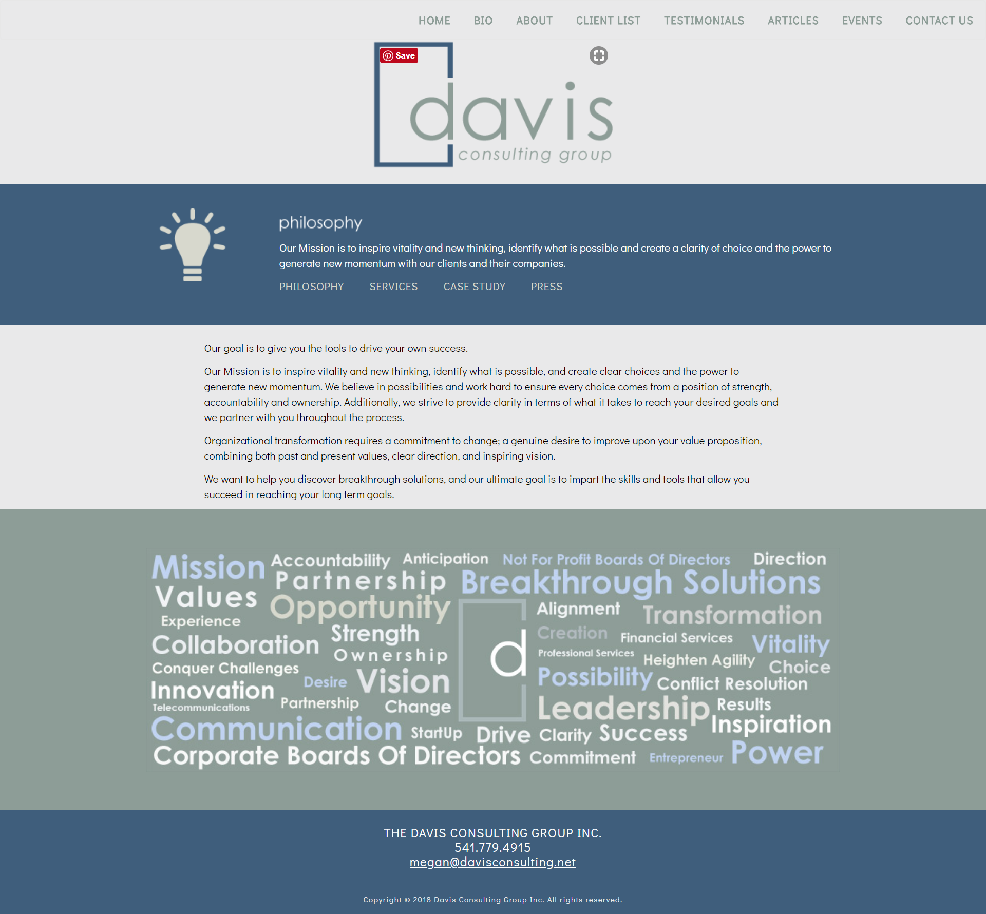 Davis Consulting Group