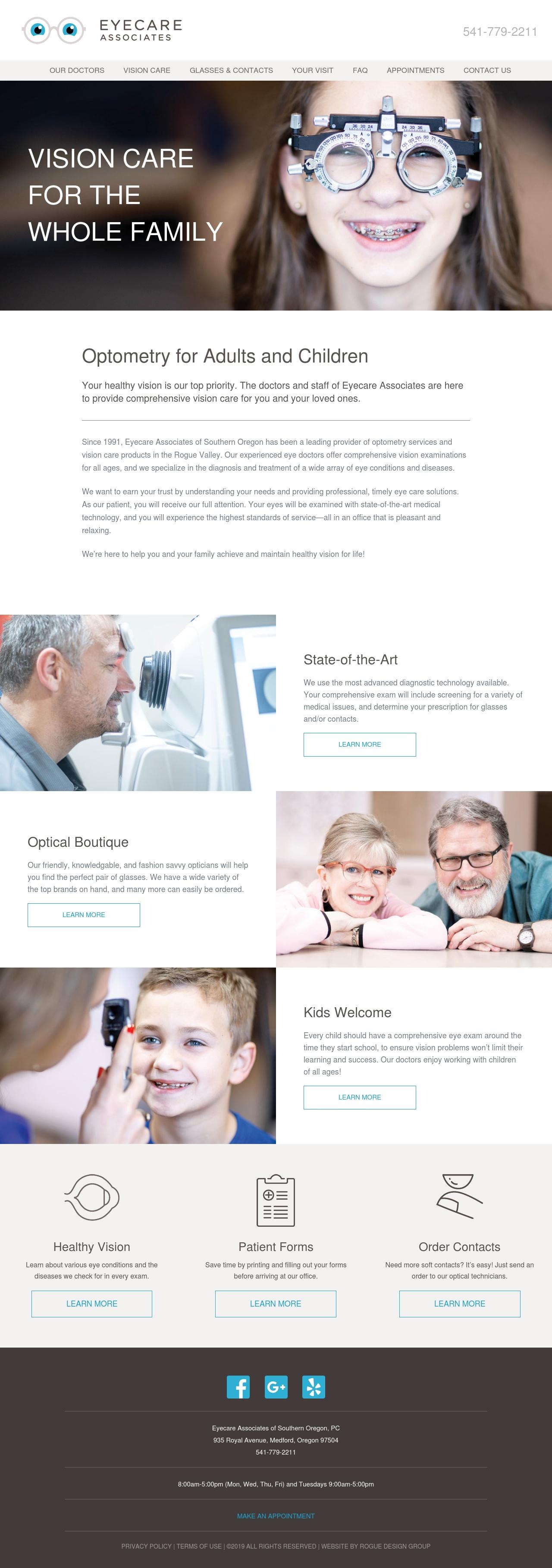 Southern Oregon Eyecare Associates