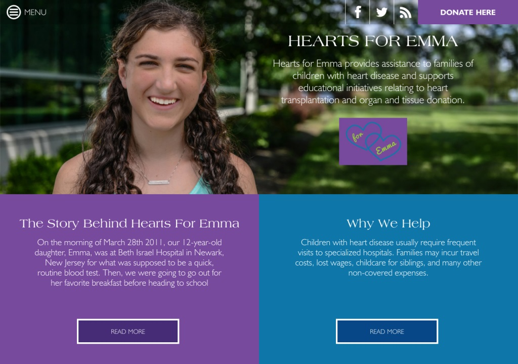 Hearts For Emma