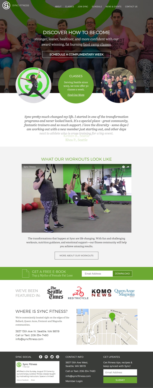 Sync Fitness